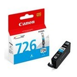 CANON Cyan Ink Cartridge [CLI-726C] - Tinta Printer Canon