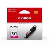 CANON Magenta Ink Catridge [CLI751M] - Tinta Printer Canon