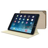 LOGITECH Hinge for Apple iPad Mini & Apple iPad Mini Retina Display [939-000828] - Light Brown - Casing Tablet / Case