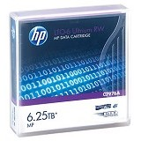 HP LTO-6 Ultrium 6.25TB MP RW Data Cartridge [C7976A] - Storage Accessory Cartridge