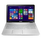 ASUS Notebook N551ZU-CN041H - Silver - Notebook / Laptop Consumer AMD Quad Core