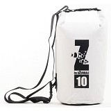 AZURBALI Waterproof Sling Bag 10L [AZURZ10L005] - White - Waterproof Bag