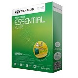 KASPERSKY Tech Titan Essential Suite 2015 - Client Software Antivirus FPP