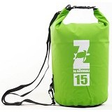 AZURBALI Waterproof Sling Bag 15L [AZURZ15L006] - Green - Waterproof Bag