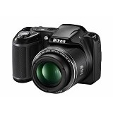 NIKON Coolpix L330 - Black - Camera Prosumer