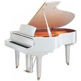 YAMAHA Grand Piano [C3X-PWH]