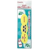 CHUCHU BABY Bottle Thermometer Sticker [4973210992280] - Aksesoris Botol Susu
