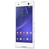 SONY Xperia C3 Dual Sim - White (Merchant) - Smart Phone Android