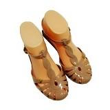 SENDAL UNIK MURAH Sepatu Jelly Slop Size 36 [A00019] - Wedges Wanita