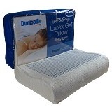 DUNLOPILLO Pillow Ergo Latex gel - Bantal Dekorasi