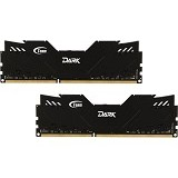 TEAM Xtreem Dark Memory PC 2x 8GB DDR3 PC3-12800 [TDD316G1600HC9DC01] - Memory Desktop Ddr3