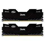 TEAM Memory PC 2x 4GB DDR3 PC3-17000 [Xtreem Dark TDKED38G2133HC10QDC01] - Memory Desktop DDR3