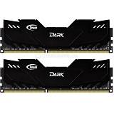 TEAM Memory PC 2x 4GB DDR3 PC3-19200 [Xtreem Dark TDKED38G2400HC11CDC01] - Memory Desktop DDR3