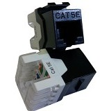 DtC NETCONNECT Modular Jack Unshielded Cat.5E - Modular Jack