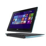 ACER Aspire Switch 10 E - Peacock Blue - Notebook / Laptop Hybrid Intel Atom
