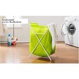 MONKIZZ Ijos Keranjang Laundry/Pakaian
