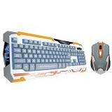 DRAGON WAR Sencaic Keyboard + Mouse Combo - White (Merchant) - Keyboard Mouse Combo