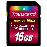 TRANSCEND SDHC 16GB [TS16GSDHC10U1] - Secure Digital / SD Card