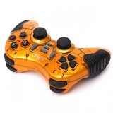 M-TECH Turbo Pad Wireless Gamepad - Gold - Gaming Pad / Joypad