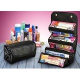 KOBUCCA SHOP Roll N Go Cosmetic Bag Organizer - Tas Kosmetik / Make Up Bag