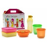 TUPPERWARE First Delight Set