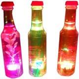 KOBUCCA SHOP Botol LED Hias Unik - Wall Art / Hiasan Dinding