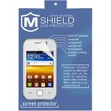 M-SHIELD Screen Protector Clear Samsung Galaxy Chat - Screen Protector Handphone