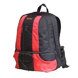 EIBAG Tas Kamera Laptop 14 Inch [1706] - Merah - Camera Backpack
