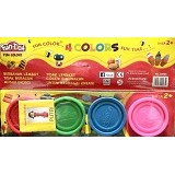 CHERIE TOYS Fun Doh 4 Colors