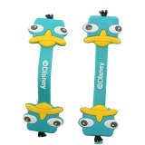 SSLAND Cartoon Cable Clip [WA2740D] - Duck (V) - Cord Handler