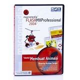 TOKOEDUKASI CD Tutorial Flash MX Profesional - Buku Komputer & Teknologi