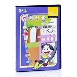 TOKOEDUKASI CD Tutorial CorelDraw X3 for kids - Buku Komputer & Teknologi