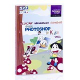 TOKOEDUKASI CD Tutorial Adobe Photoshop CS4 for Kids vol.1 - Buku Komputer & Teknologi