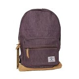 DEER AND DOE Denim Bag - Dry Darken Violet - Tas Punggung Sport/Backpack