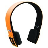 EXCELLENCE Handsfree Bluetooth SW1 [AHFBTSW1E] - Orange - Headset Bluetooth