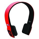 EXCELLENCE Handsfree Bluetooth SW1 [AHFBTSW1E] - Red - Headset Bluetooth