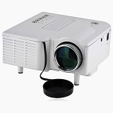 GLITZ Led proyektor LZH 30 - Proyektor Mini / Pico