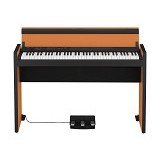 KORG Piano Digital 73 Keys [LP 380] - Orange Black - Digital Piano