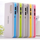 GLITZ Powerbank Rainbow 20000mAh - Portable Charger / Power Bank