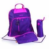 OKIEDOG Trek Mondrian [28307] - Purple - Tas Perlengkapan Bayi