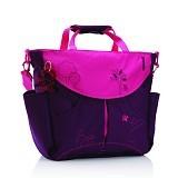 OKIEDOG Sumo Mondrian [28302] - Purple - Tas Perlengkapan Bayi