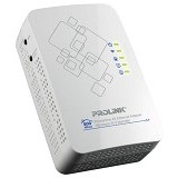 PROLINK 500Mbps Powerline AV Adapter with 300Mbps Wireless-N Access Point [PPL1501N] - Powerline Adapter