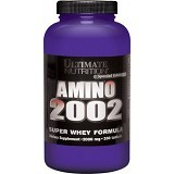 ULTIMATE NUTRITION Amino 2002 330 Tablets - Suplement Penambah Daya Tahan Tubuh