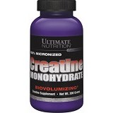 ULTIMATE NUTRITION Creatine 300gram - Suplement Penambah Daya Tahan Tubuh