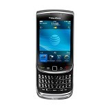 BLACKBERRY 9800 Torch [Garansi Merchant] - Black - Smart Phone BlackBerry