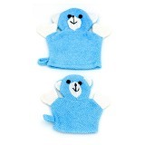 SEND2PLACE Sarung Tangan Mandi Bayi [MB000025] - Baby Bath Tub and Accesories