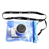 BINGO Waterproof camera clipper pvc blue wp1-15 - Other Photography Case and Pouch