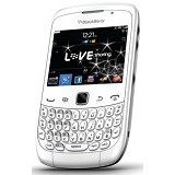 BLACKBERRY Curve 9330 CDMA (Garansi Merchant) - White - Smart Phone BlackBerry