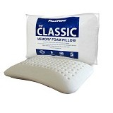 PILLOPEDIC Bantal Classic Memory Foam - Bantal Dekorasi