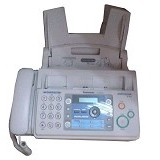 PANASONIC KX-FM-387 - Mesin Fax Kertas Thermal